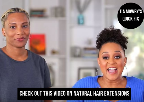 THE SKINNY ON NATURAL TEXTURED HAIR EXTENSIONS