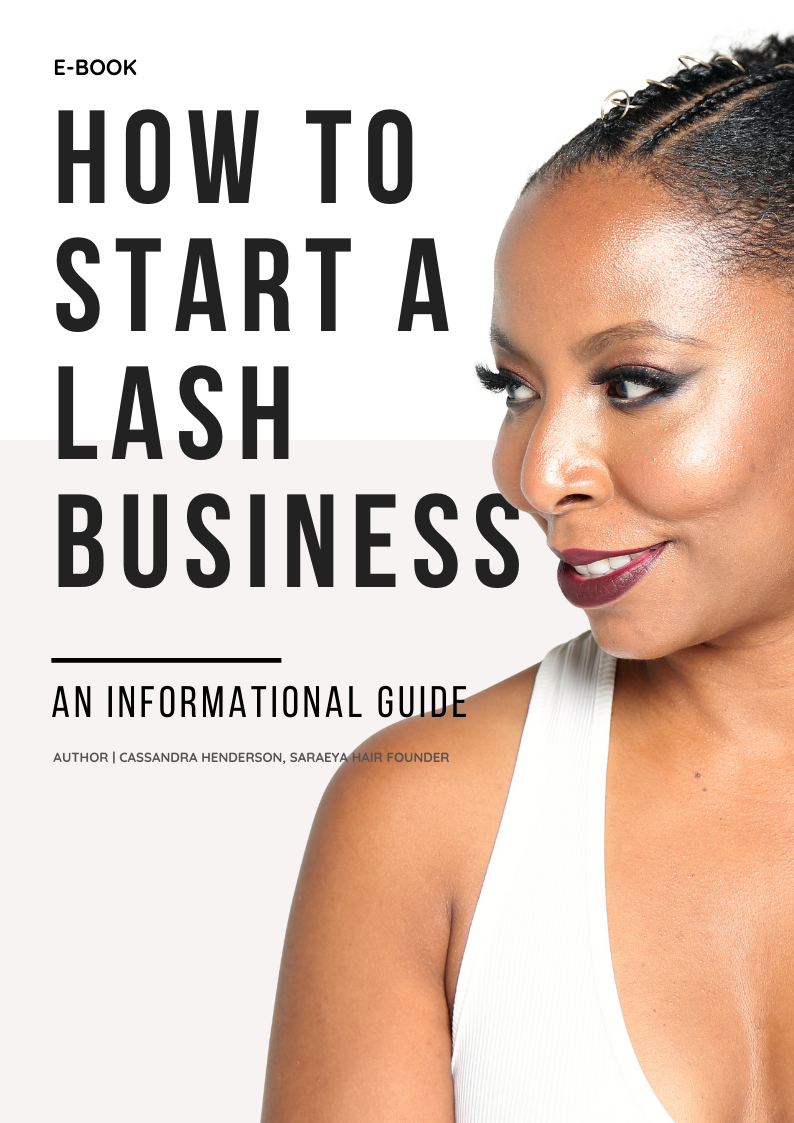 E-BOOK - HOW TO START A LASH BUSINESS