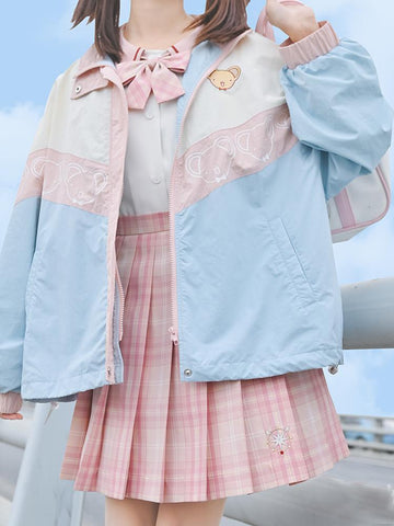 Cardcaptor Sakura Jk Uniform Skirts-Sets-ntbhshop