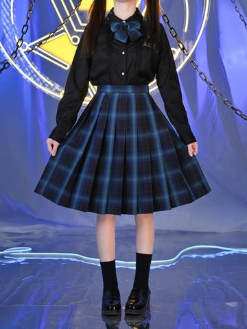Cyberlaw Jk Uniform Skirts-Sets-ntbhshop