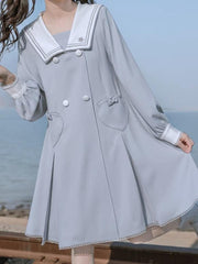 Hana Sailor Dress-Dress-ntbhshop