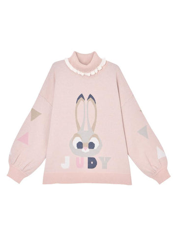 Judy Hopps Turtleneck-Sets-ntbhshop