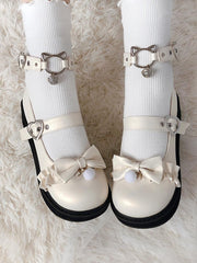 Kitty Bell Mary Janes-Shoes-ntbhshop