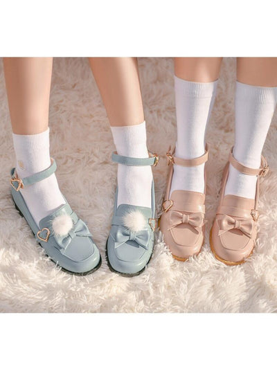 Kitty Mary Janes-Shoes-ntbhshop