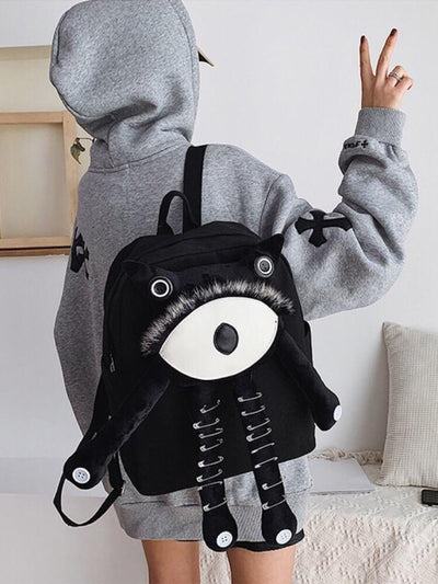 One Eyed Monster Backpacks-Bag-ntbhshop