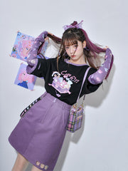 Rainbow Bears Skirt-Sets-ntbhshop