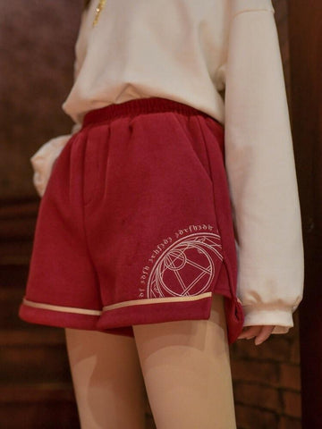 Sakura Array Turtleneck & Shorts-Sets-ntbhshop