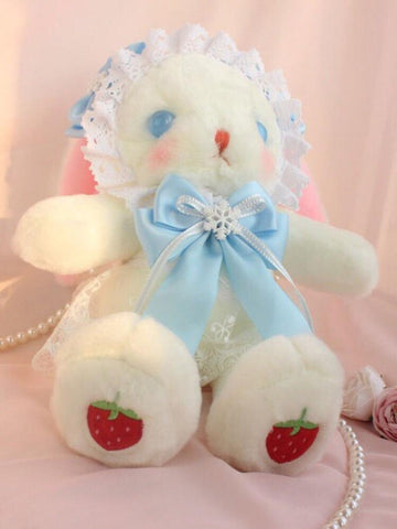 Strawberry Jam Plush Toys Bags-Bag-ntbhshop