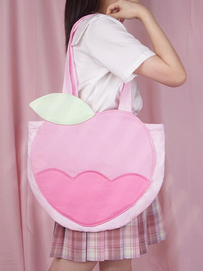 Sweet Peach Shoulder Bag-Bag-ntbhshop