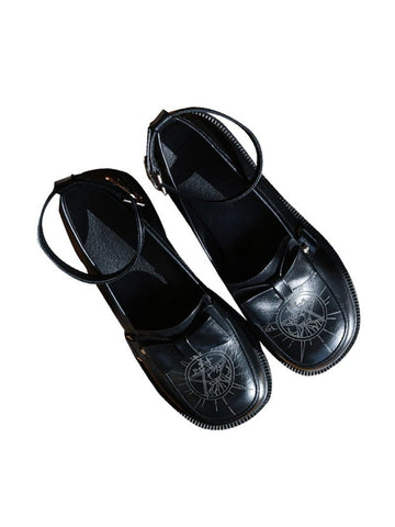 Wizard's Friend Mary Janes-Shoes-ntbhshop