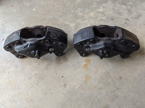 Used Brembo rear brake calipers for '08-'17 Subaru STI