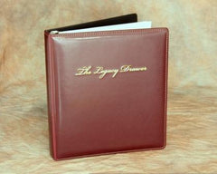 Deluxe Legacy Drawer® Document Organizer - Burgundy