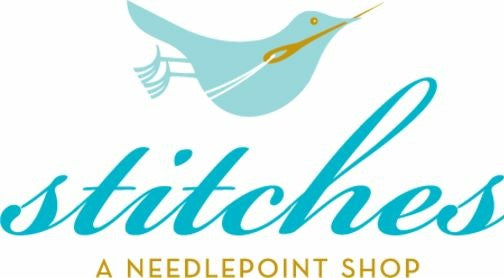 Providing stellar hand painted canvases from talented artist / designers.  Providing a wide array of threads to stitch with.  Located at the Farm Shopping Center in the heart of Tulsa.