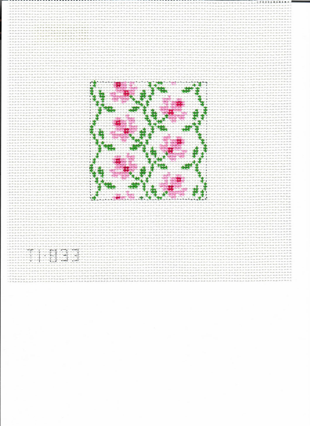 Roses With Border