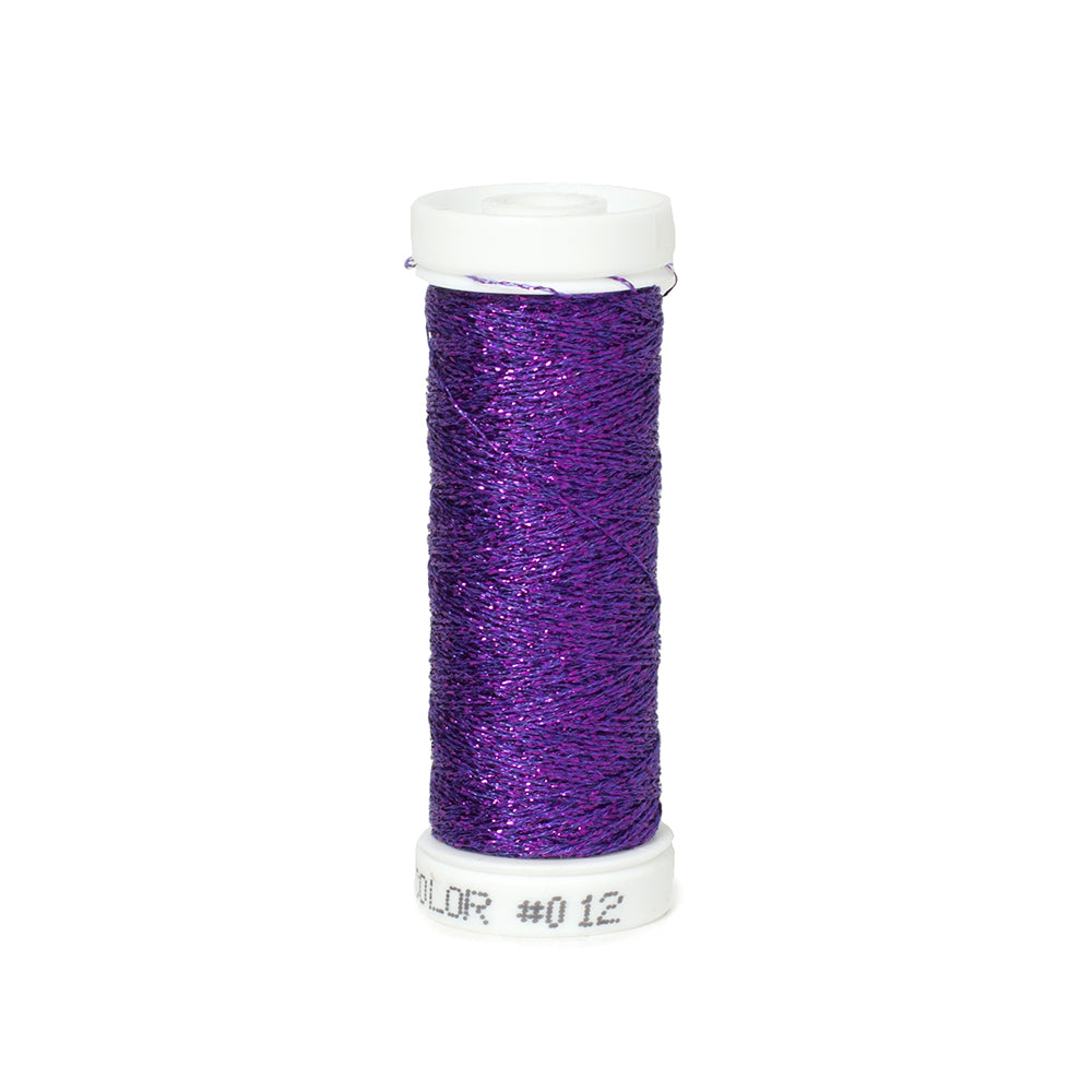 Accentuate Metallic Thread