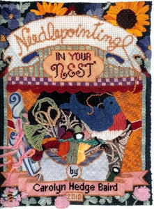 Needlepointing In Your Nest