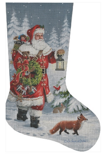 Here Comes Christmas Stocking