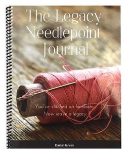 The Legacy Needlepoint Journal