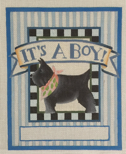 Birth Announcement- Boy