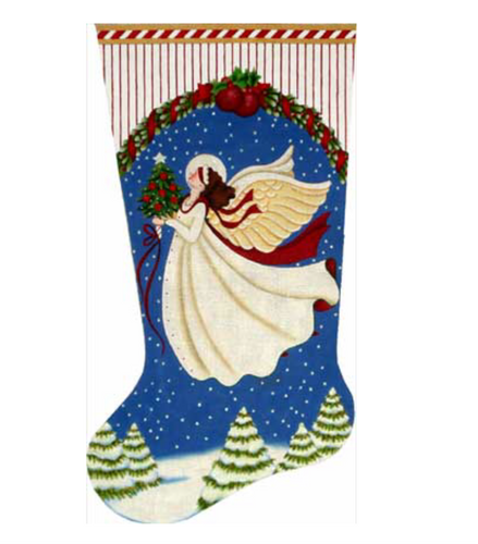White Angel Stocking