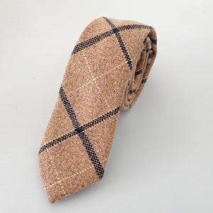 Lindon Wool Men's Tie