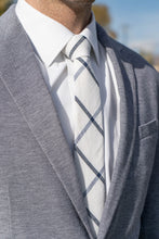 Load image into Gallery viewer, Cascade Plaid Tie