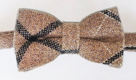 Lindon Wool Bow tie