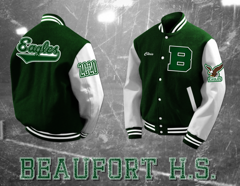 Beaufort Letterman Jacket