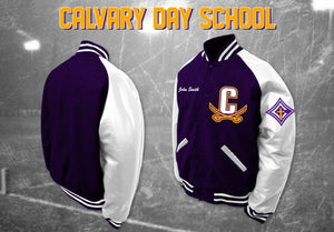 Calvary Letterman Jacket