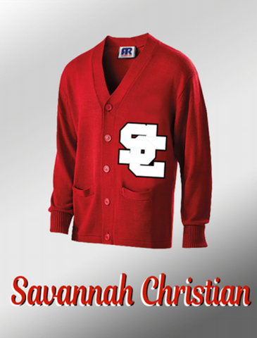 Savannah Christian Cardigan