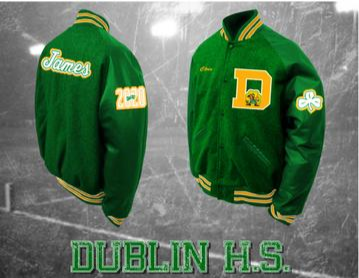 Dublin Letterman Jacket