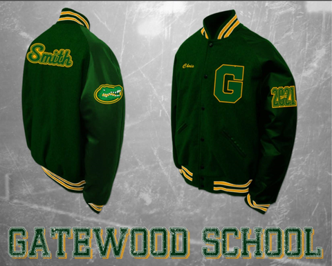 Gatewood Letterman Jacket