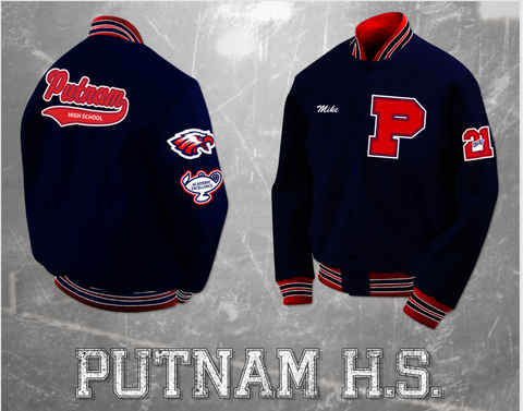 Putnam County Letterman Jacket