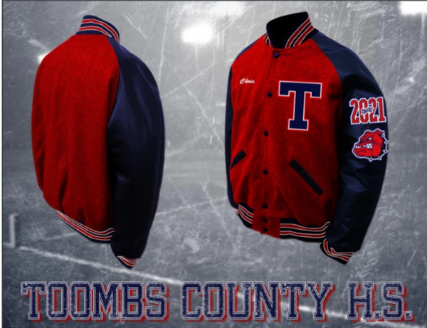 Toombs County Letterman