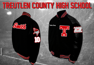 Treutlen County Letterman