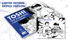 Load image into Gallery viewer, Toshi-The Karateka Softcover