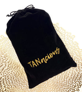 TANacious™️ Cosmetic Bag