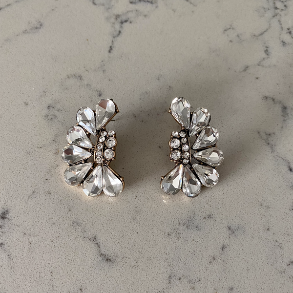 A World Away Stud Earrings