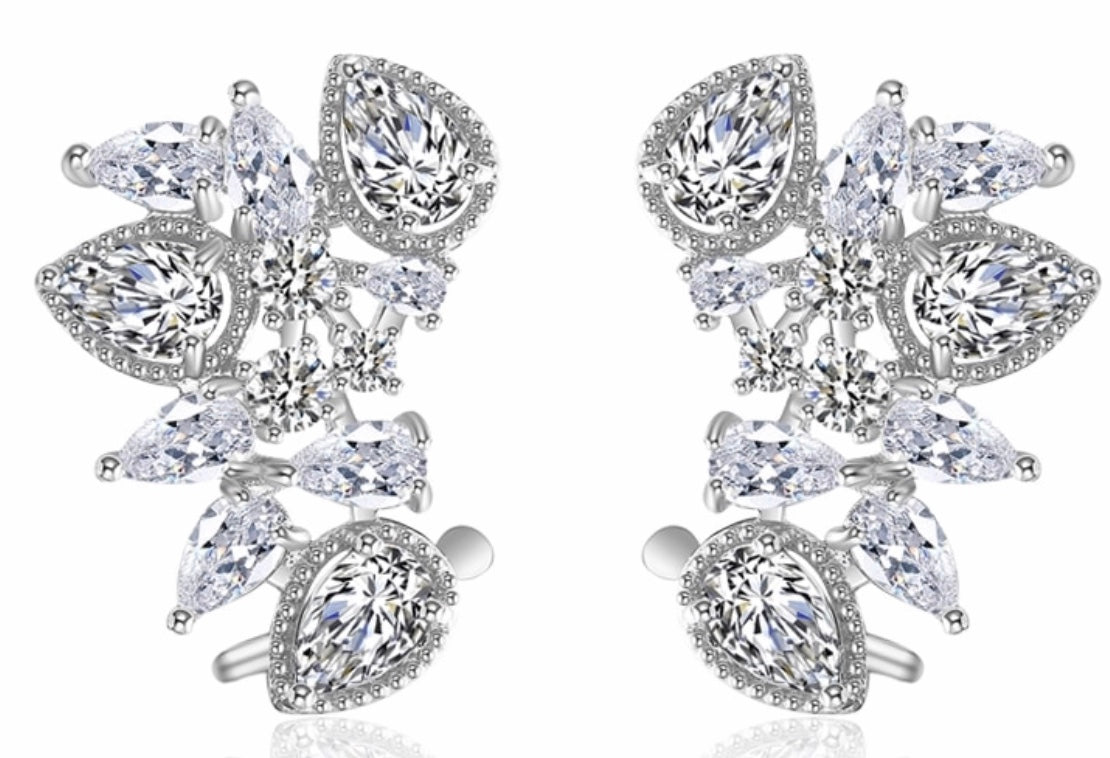 Bridal earrings Australia