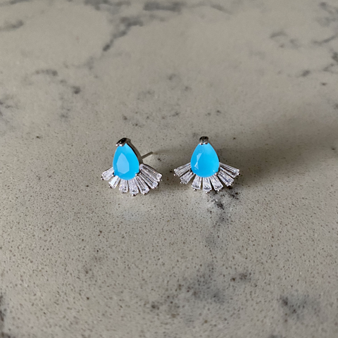 January Stud Earrings