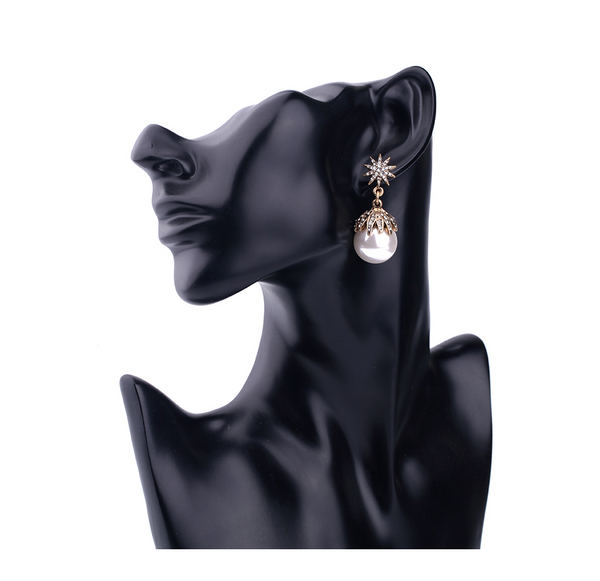 Clair D Lune Earrings-Fox & Fierce