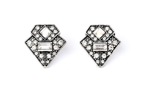 Margaux Earrings-Fox & Fierce