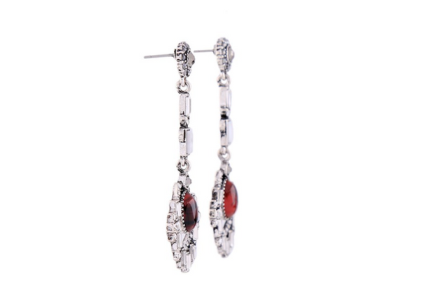 Charlotte Earrings-Fox & Fierce