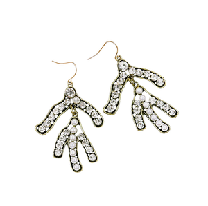 Paradiso Earrings-Fox & Fierce