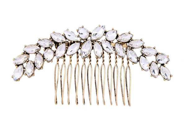 Bridal jewellery online, bridal hair piece