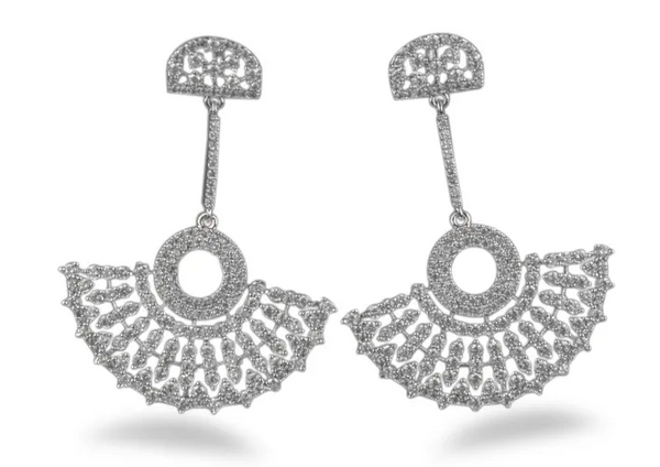Martini's in March Earrings