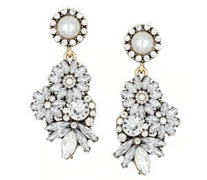 Pretty as a Picture Drop Earrings