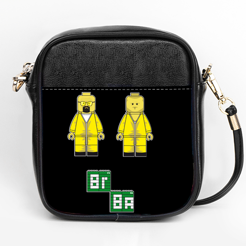 Breaking Lego Crossbody