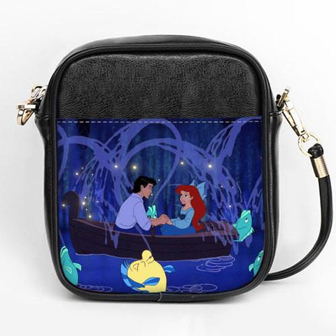Little Mermaid Crossbody