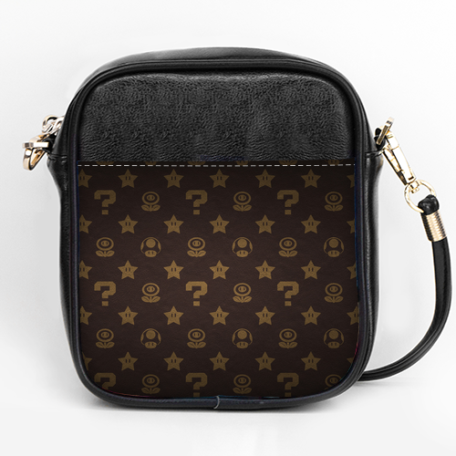 Level Up Crossbody Purse